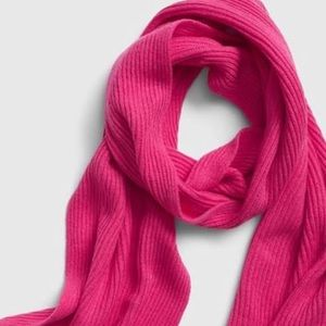 Raspberry Soft and Cozy Scarf